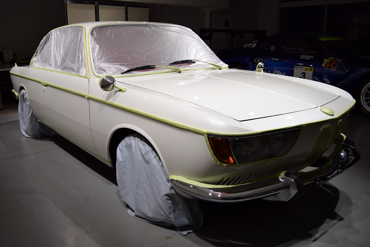 ENDLESS BMW 2000 C | VANQUISH...